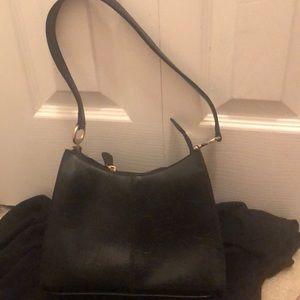 Liz Claiborne Black shoulder purse